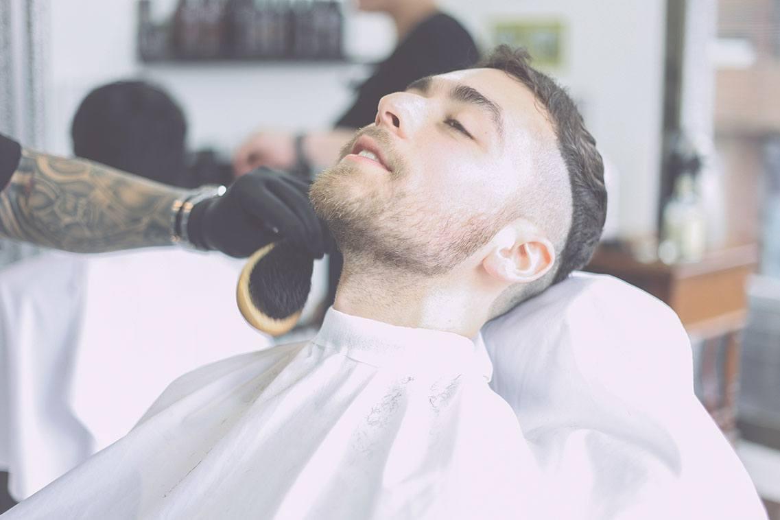 haircris peluqueria barbería perfilado afeitado servicios HC 2