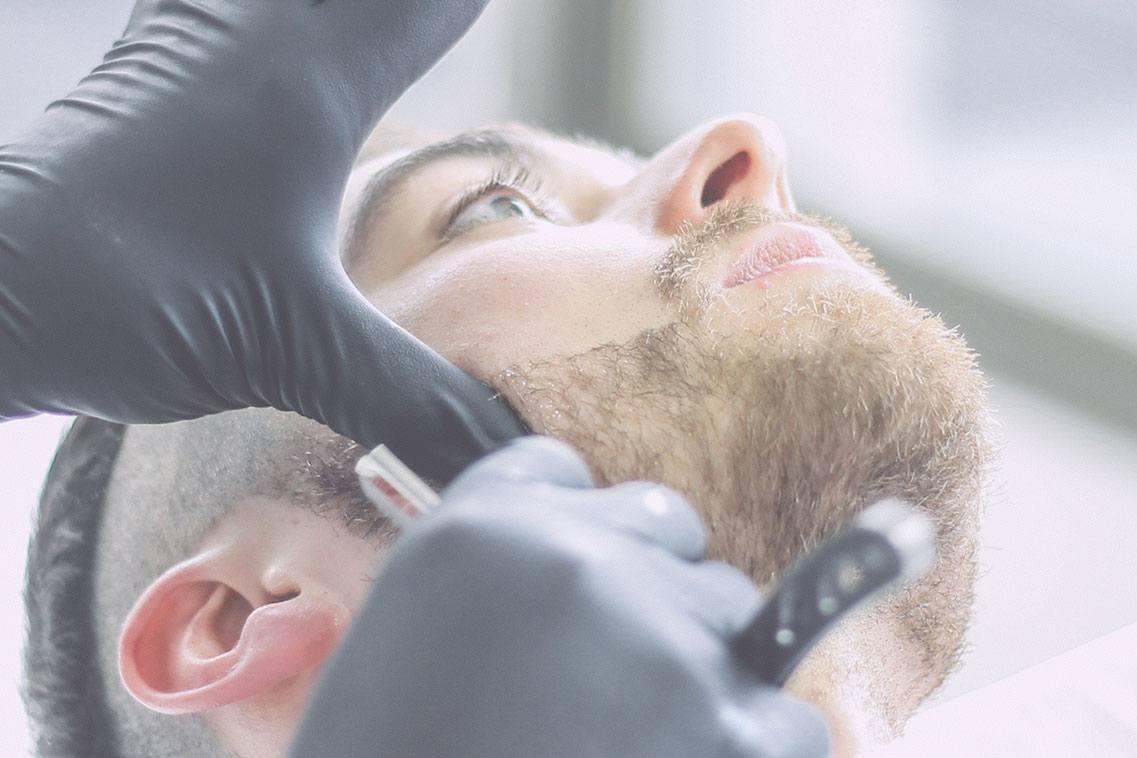 haircris peluqueria barbería perfilado afeitado servicios HC 8