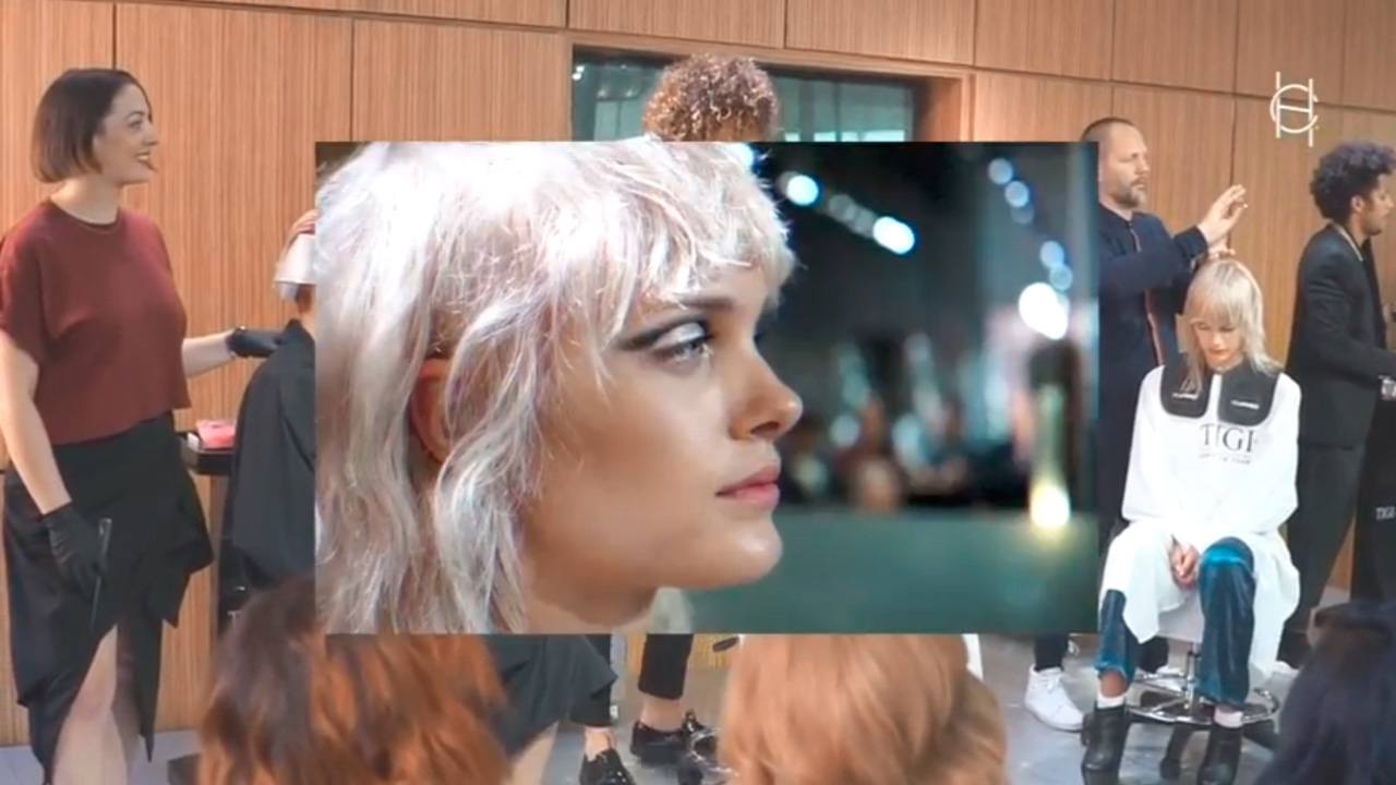 Haircris tigi academy newyork parte I