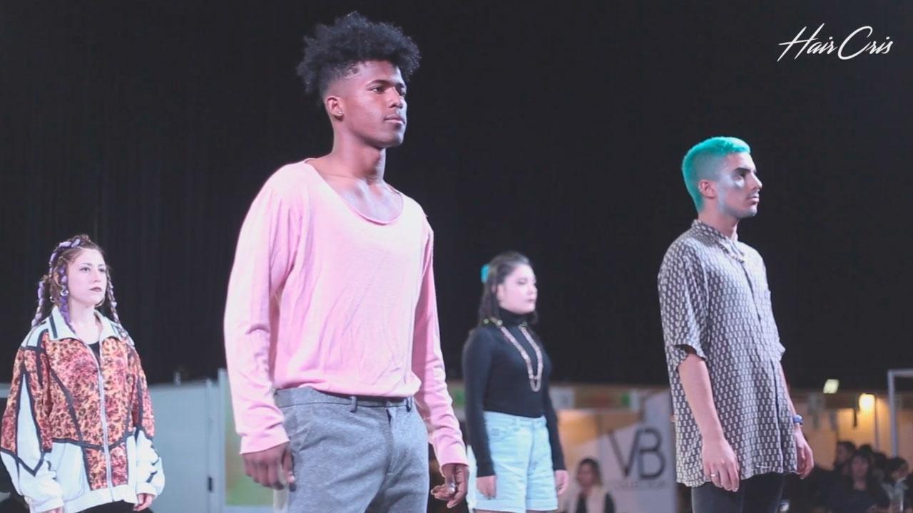 Pre-show HairCris Closet de Julieta 2017